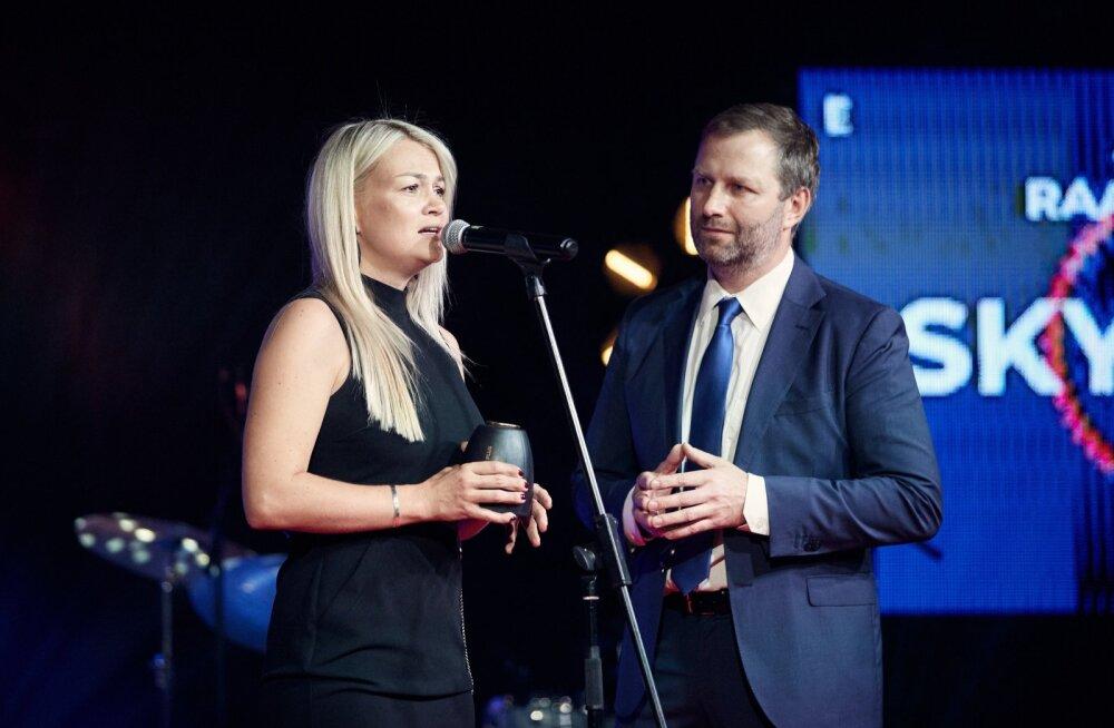 Eesti muusikaettevõttluse auhinnad 2020 gala