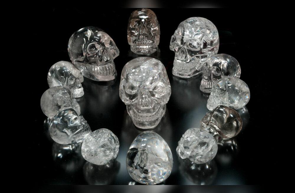VIDEO: Täna on ülemaailmne kristallpealuude päev! Vaata järgi, kes need müstilised tegelased on?