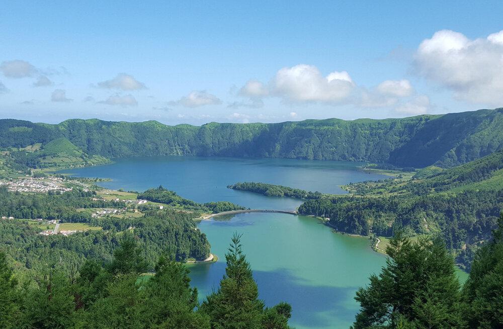 Азорские острова: на ПМЖ в рай?