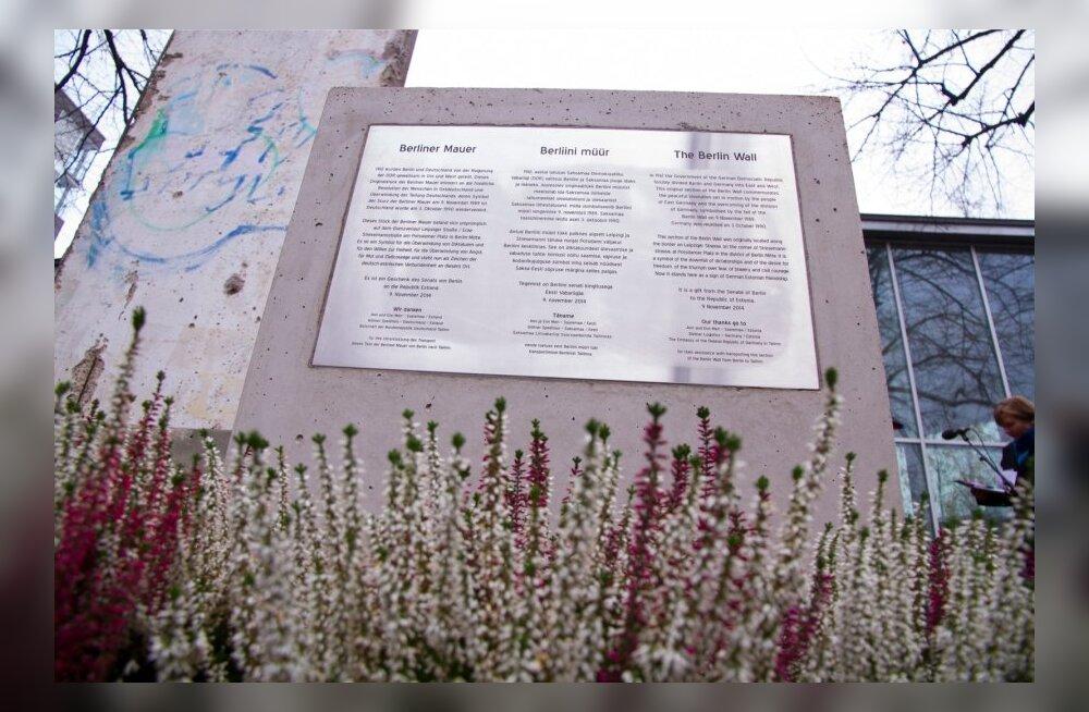 Berliini müür Okuptsioonide muuseumis