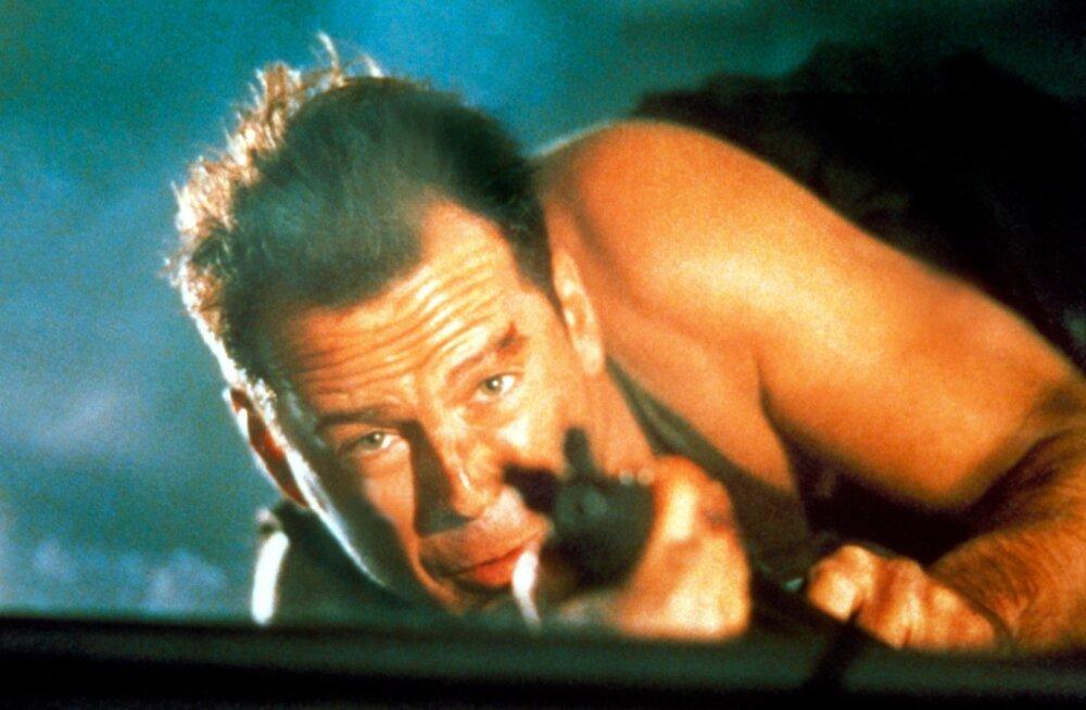 Die Hard,  Visa hing, 1988, Bruce Willis