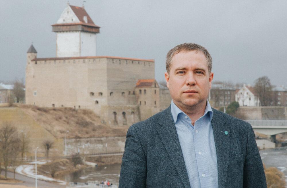 Соцдем Антс Кутти: центристы оставили Нарву без бассейна