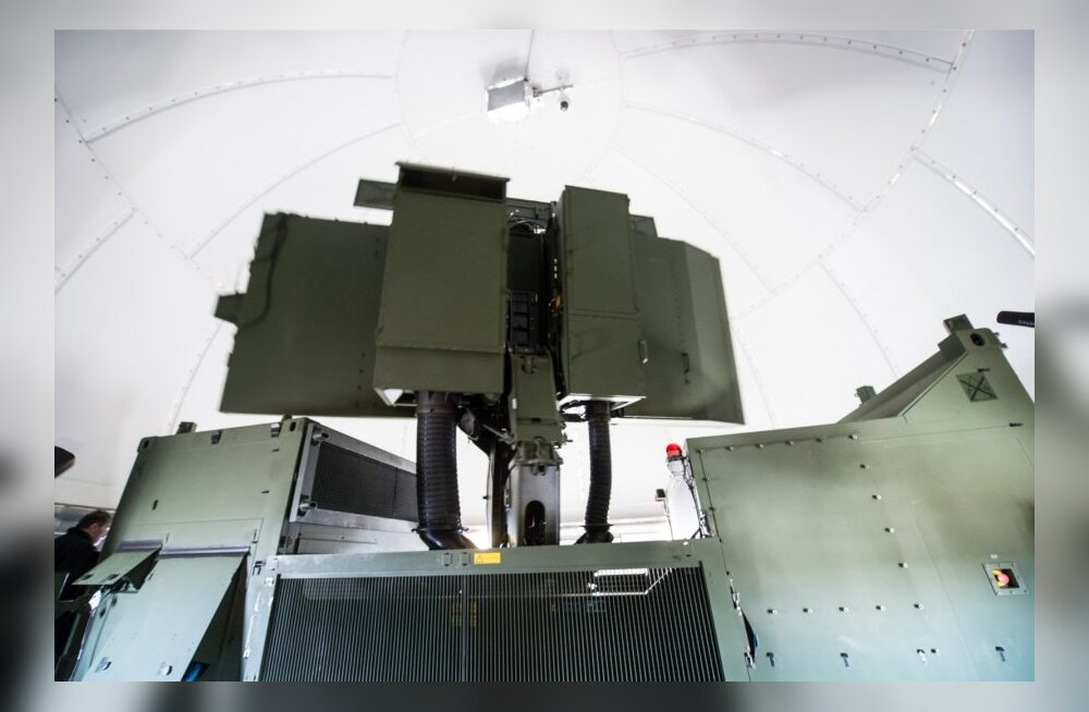 Muhu radaripost