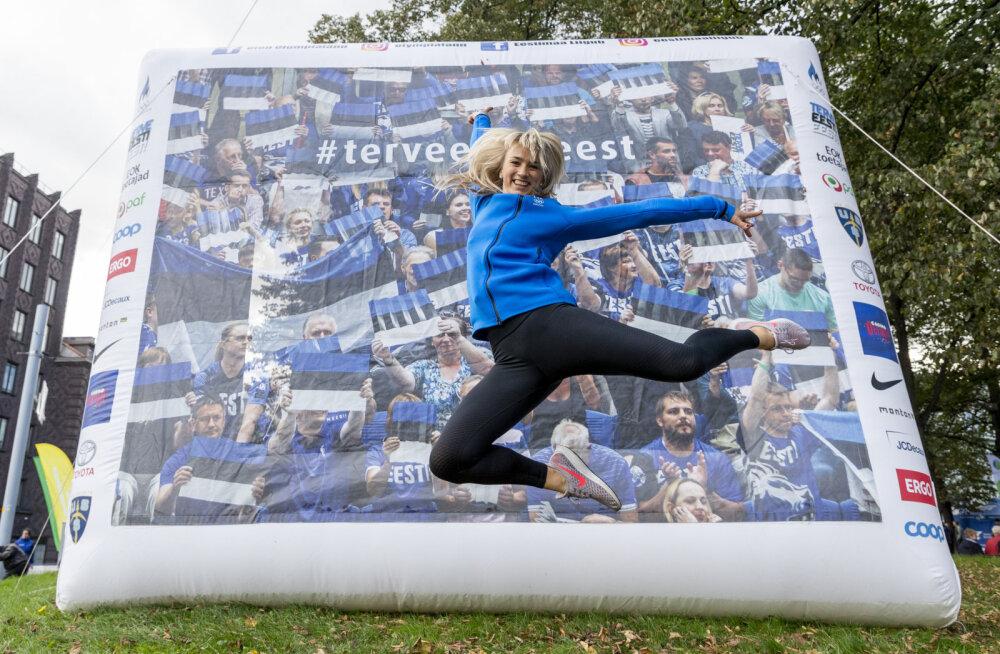Eestis tähistatakse täna liikumispäeva