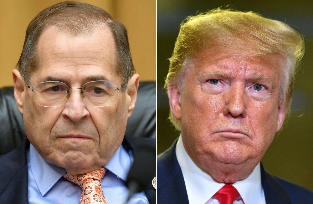 Valge Maja teatas, et ei osale Trumpi tagandamiskuulamisel esindajatekoja õiguskomitees