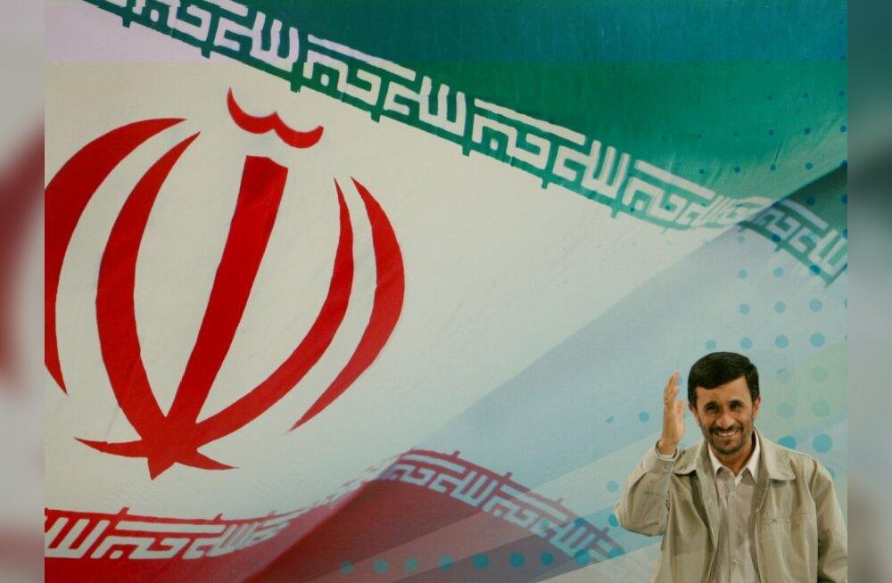 Araabiamaade paljastatud vaenulikkus võib mõjutada Iraani poliitikat