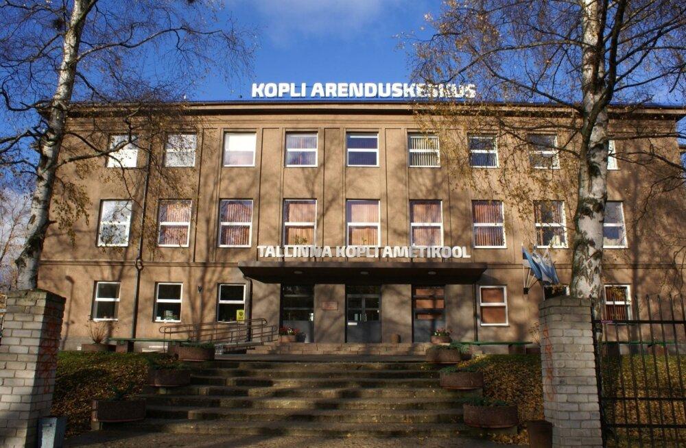 Tallinna Tervishoiu Kõrgkool ja Tallinna Kopli Ametikool sõlmivad koostööleppe
