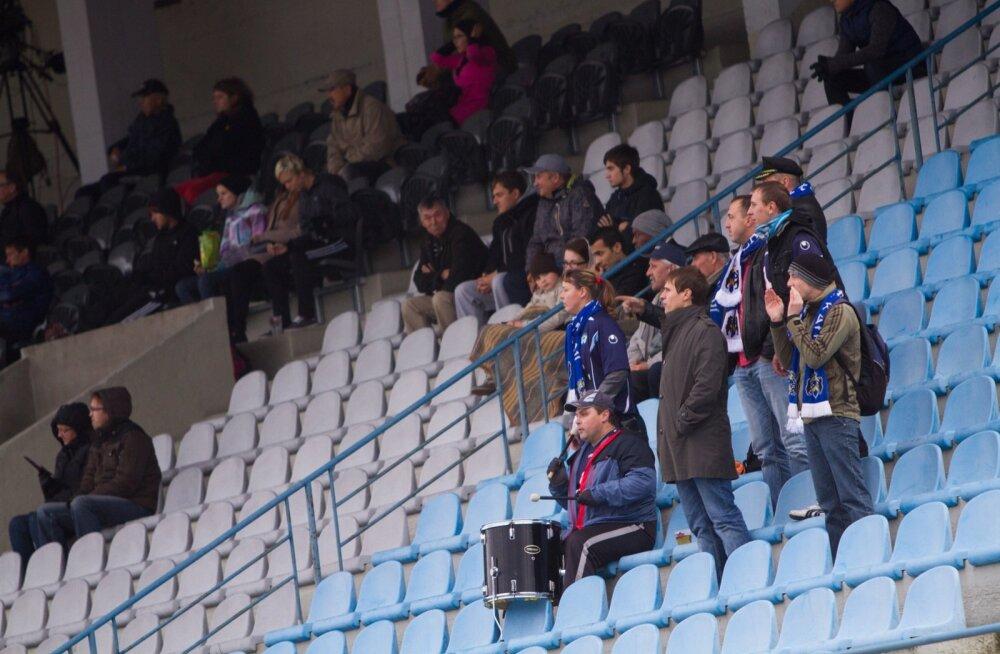 Nõmme Kalju - Sillamäe Kalev jalgpall