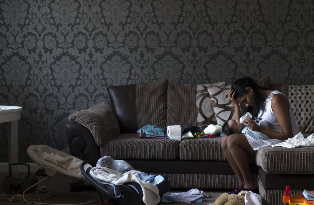 Uuring tõestas: mehed põhjustavad naistele palju rohkem stressi kui nende lapsed
