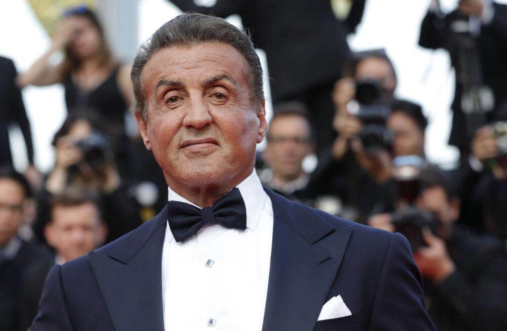 """Sylvester Stallone meenutab """"Rocky IV"""" kaasstaari: ma vihkasin teda"""