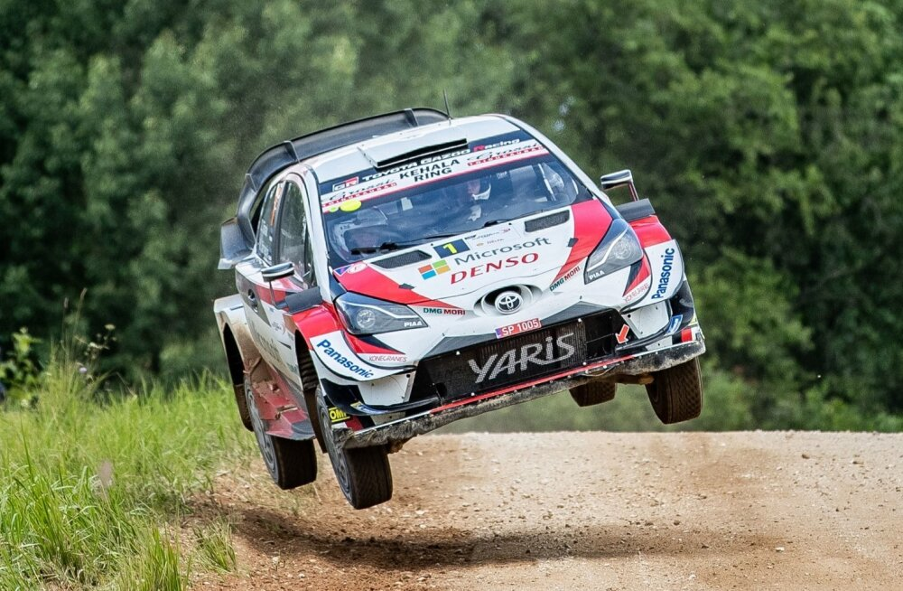 Ott Tänak Rally Estonia 2019