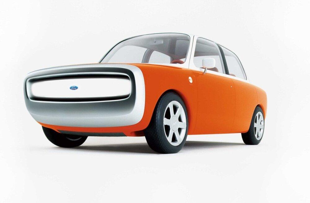 Tagasi algusesse: kui Nokia 3310 telefonil oleksid rattad all, oleks ta hea auto