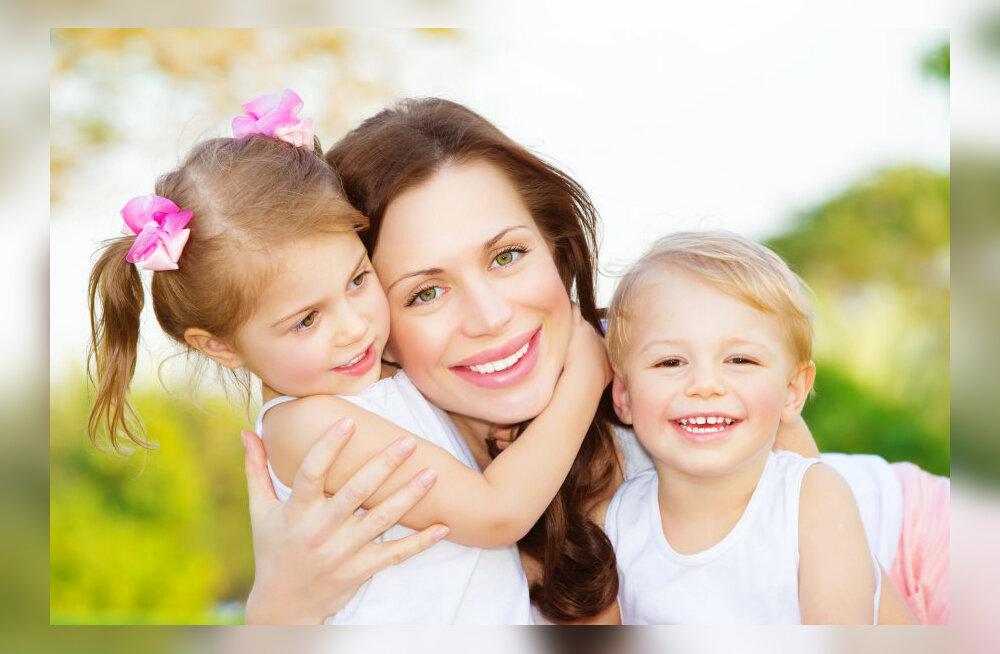 Mida vajab laps, et olla õnnelik?