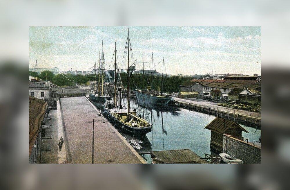 Jaak Juskega kadunud Eestit avastamas: Tallinna merevärava lugu muinasajast tänaseni