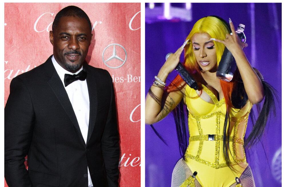 Staaride sõda! Koroonaviirus ajas Idris Elba ja Cardi B lootusetult tülli: see on täielik jama, totaalne lollus