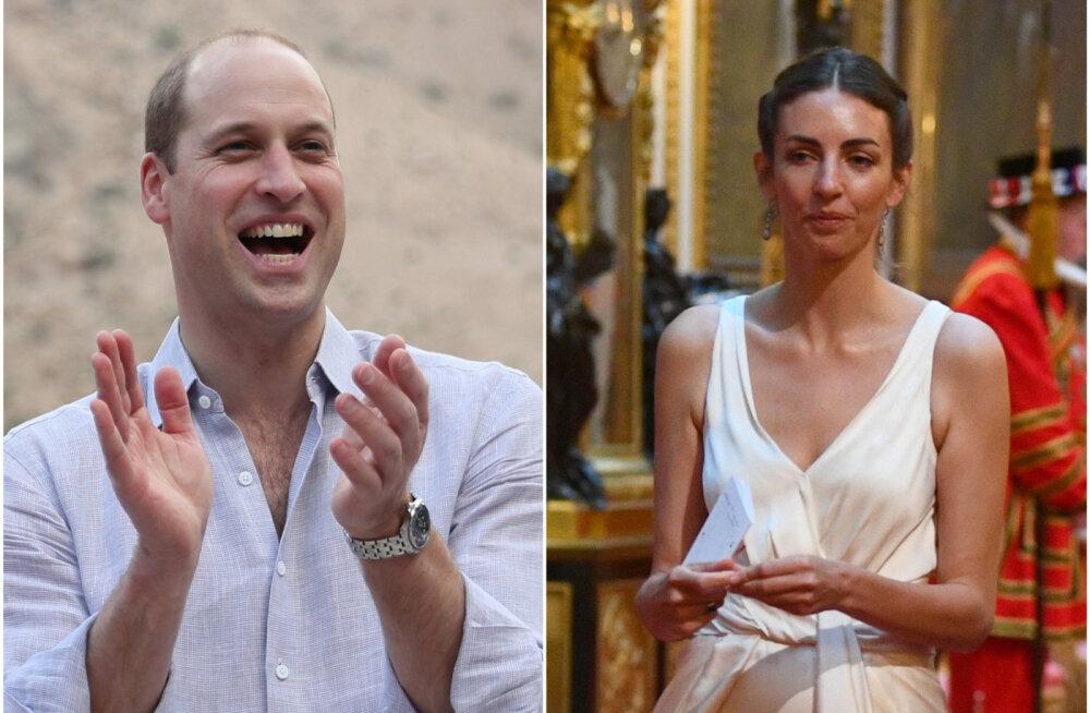 Kas lõpuks on selgunud tõde prints Williami ja tema väidetava armukese kohta?