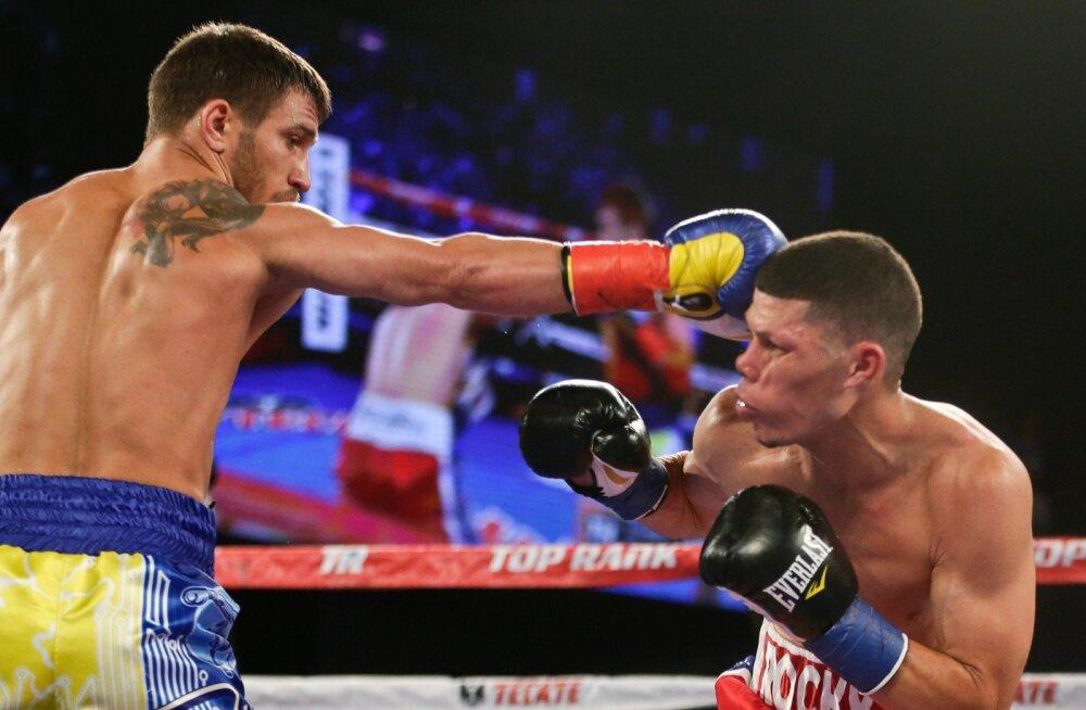 Vasyl Lomachenko vs Roman Martinez