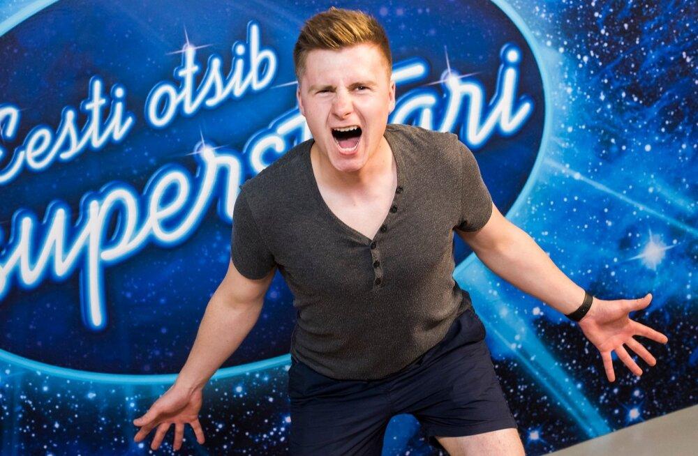 Eesti otsib superstaari 8.finaalsaade