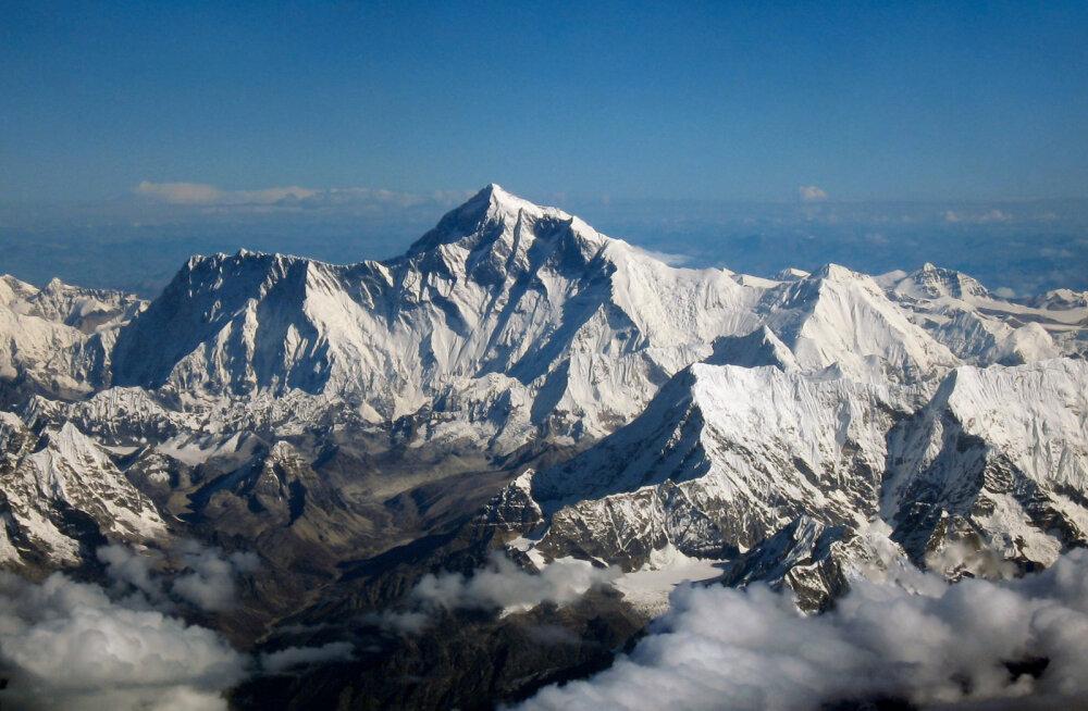 GRAAFIK | Maailma kõrgeim mägi on Everest? Ei pruugi olla!
