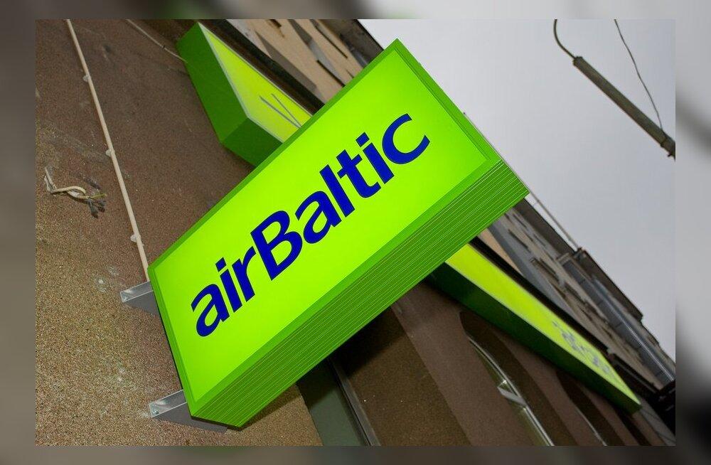 Суд арестовал государственные акции airBaltic