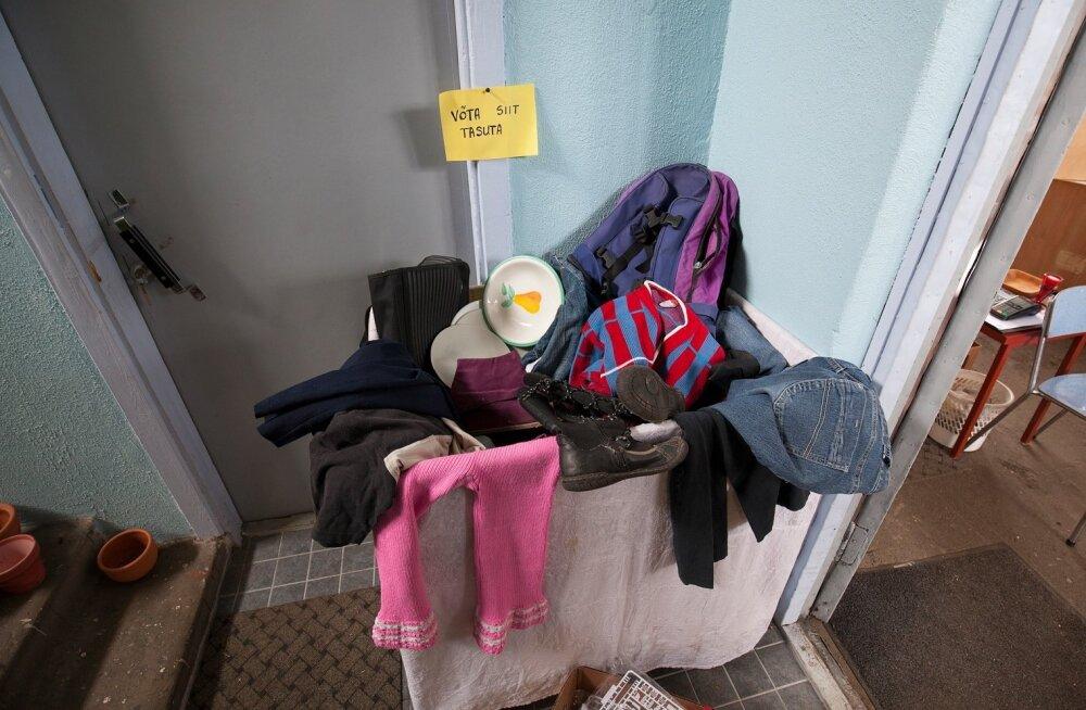 Tasuta kaup, riided, second hand, kaltsukas, kasutatud riided