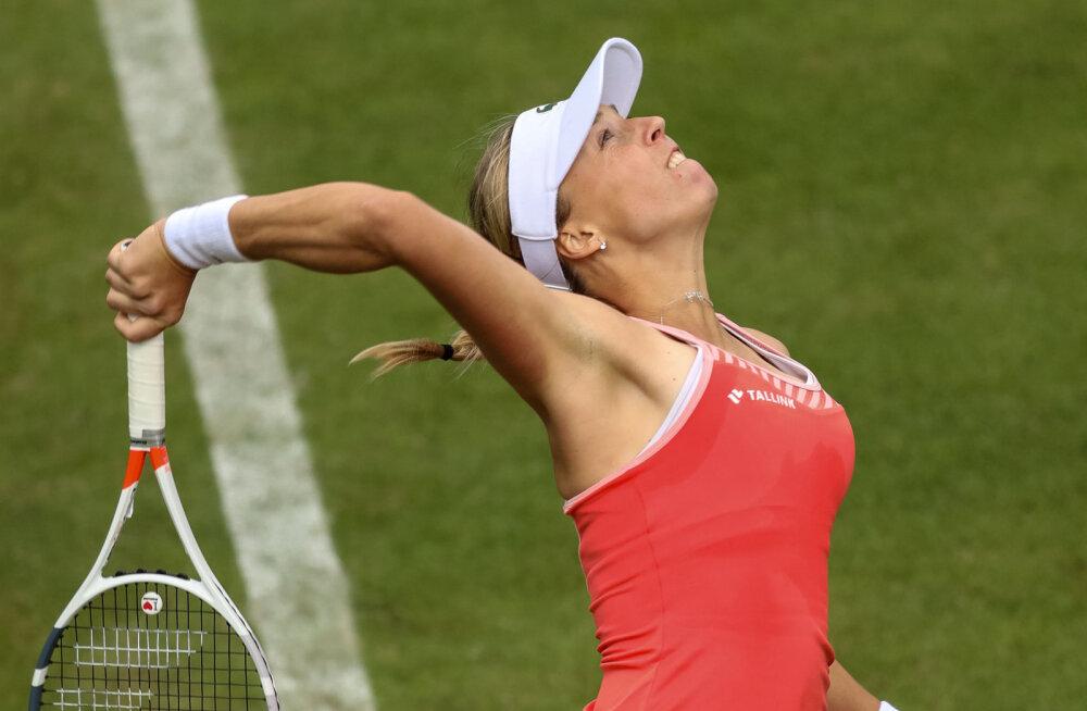Naiste tennis sai uue esinumbri, Kontaveit jätkab maailma 20. reketina