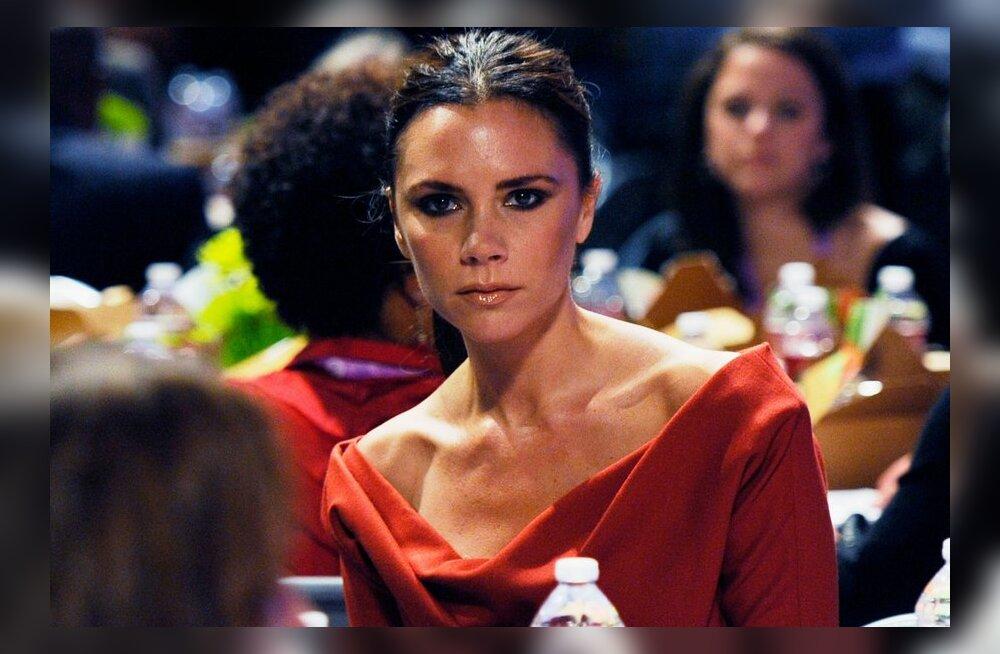 FOTOD: Issand! Mis juhtus Victoria Beckhamiga?