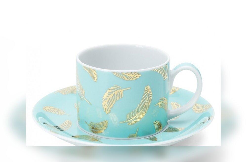 0aec7de9d80 Arro keraamika tee- ja kohvitass alusega. Kuidas oleks sellisest komplektist  hommikukohvi nautida? 45