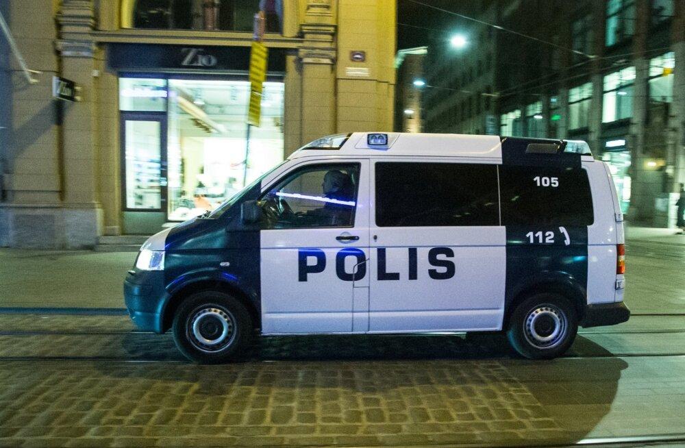 Финская полиция задержала эстонца — он ехал на краденом авто с множеством ворованных предметов