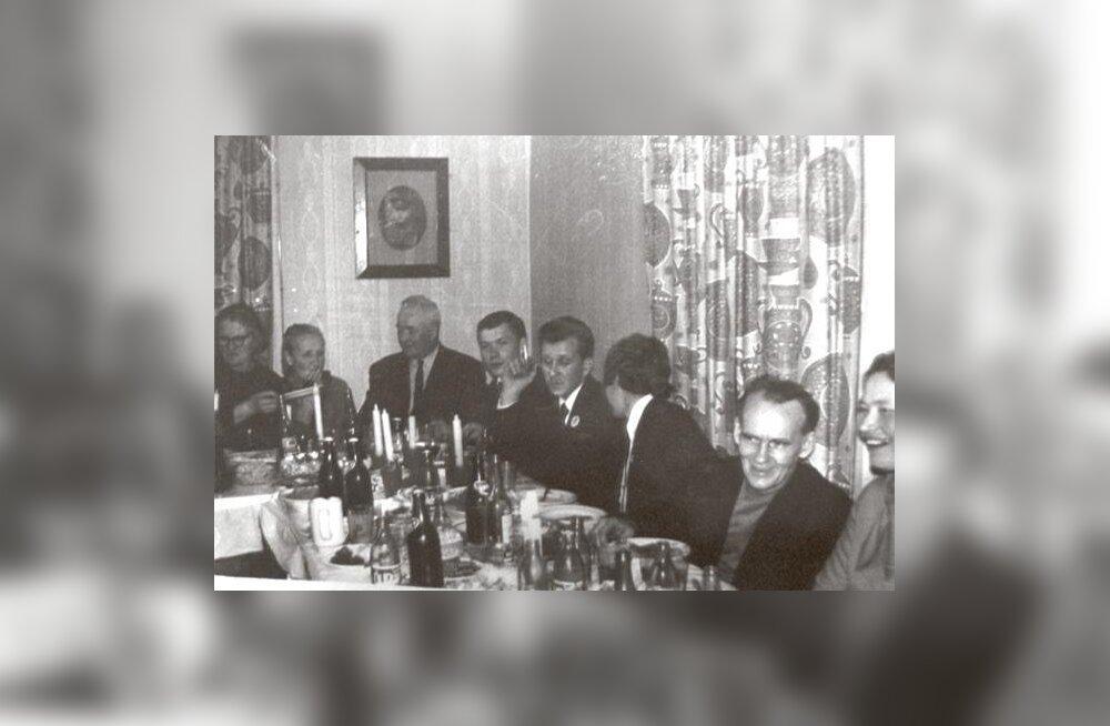 VANA FOTO: vabadussõja-mehe Volli Reinmanni portree rippus seinal terve nõukogudeaja