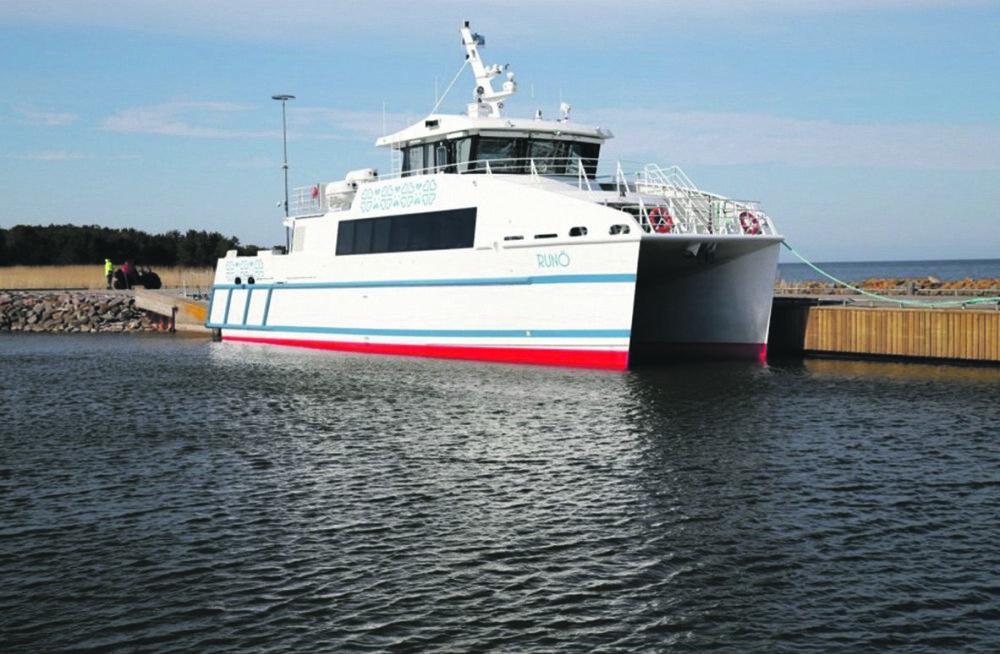 MEIE MAA | Operaatorfirma juht: ideaalset laeva Ruhnu liinile praegu ei ole
