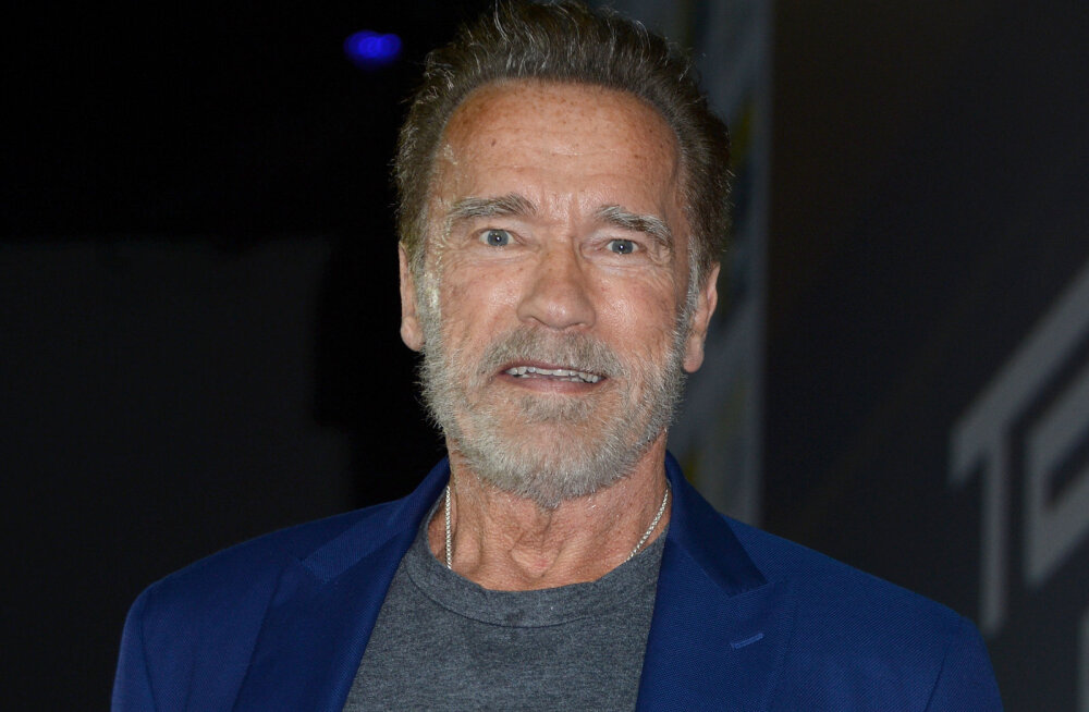 FOTOD | Käbi kukkus kännu peale: Arnold Schwarzeneggeri salalaps on oma isa koopia!