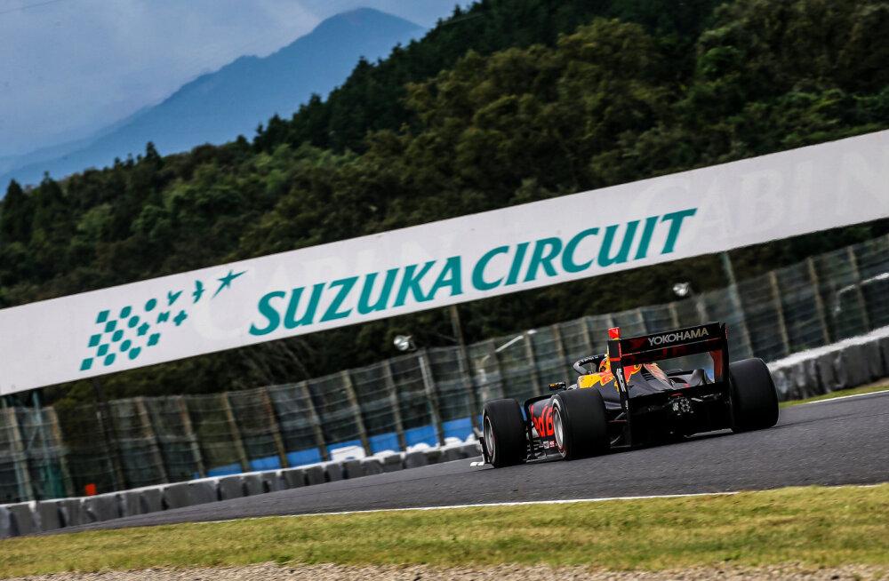 Jüri Vips stardib elu esimesele Super Formula etapile eelviimaselt kohalt