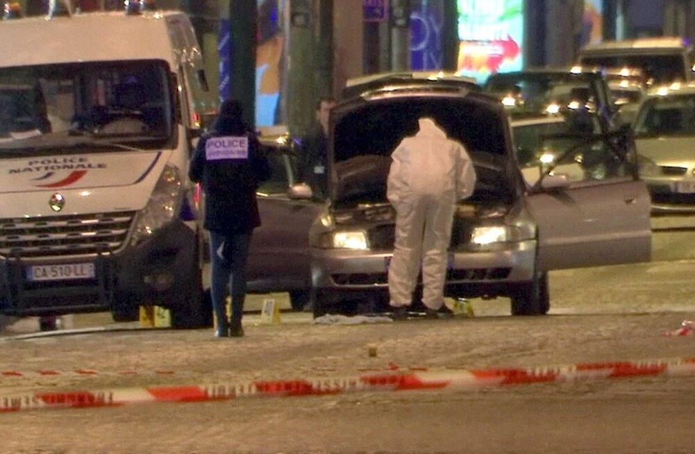 Pariisi tulistamises kahtlustatav Karim Cheufri on juba aastaid politseile tuttav