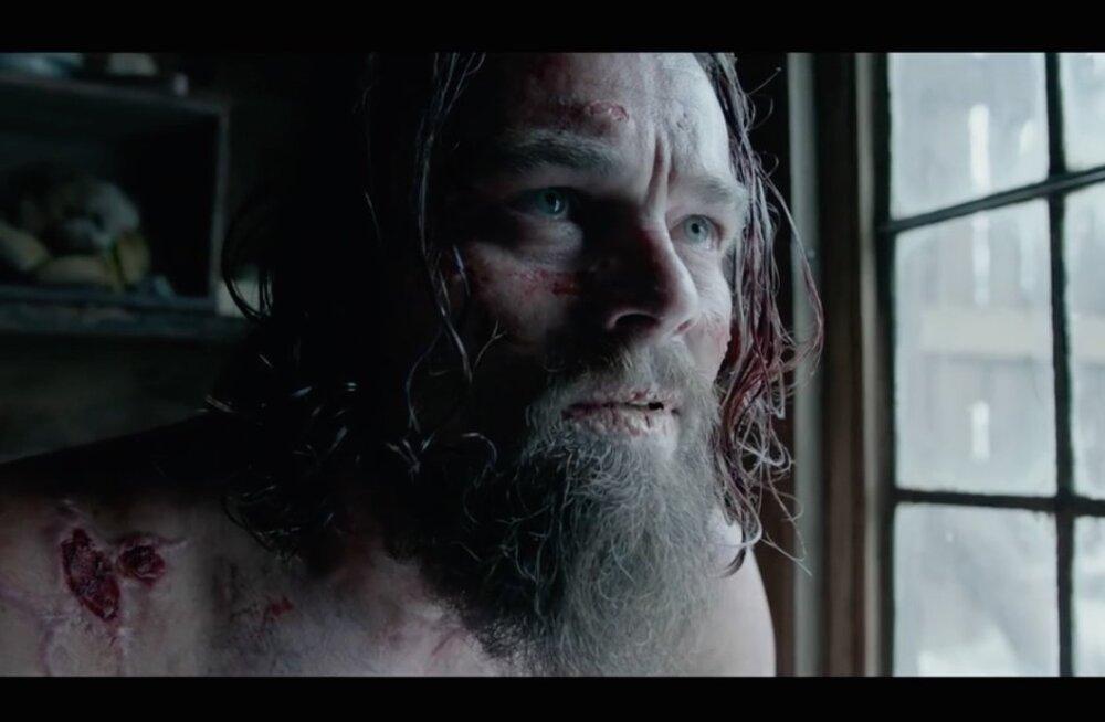 Leonardo DiCaprio tegelaskuju langeb peagi linastuvas filmis karu vägistamise ohvriks?