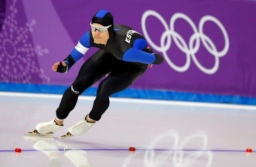 Marten Liiv jäi olümpiadebüüdiga pigem rahule. Nüüd jääb oodata 23. veebruaril tema põhiala ehk 1000 m distantsi.