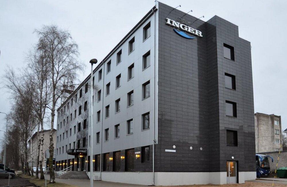 Narvas asuv hotell Inger nõuab kahjuhüvitist ilmselt nii terviseametilt kui koroonahaigelt