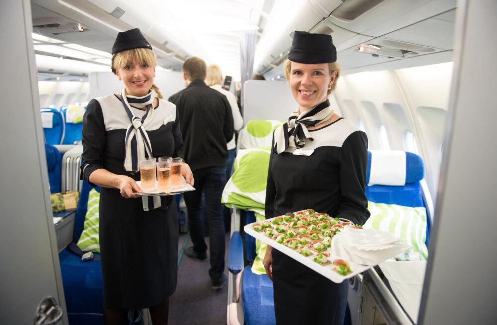 """India lennufirma käsib """"ülekaalulistel"""" teenindajatel alla võtta"""