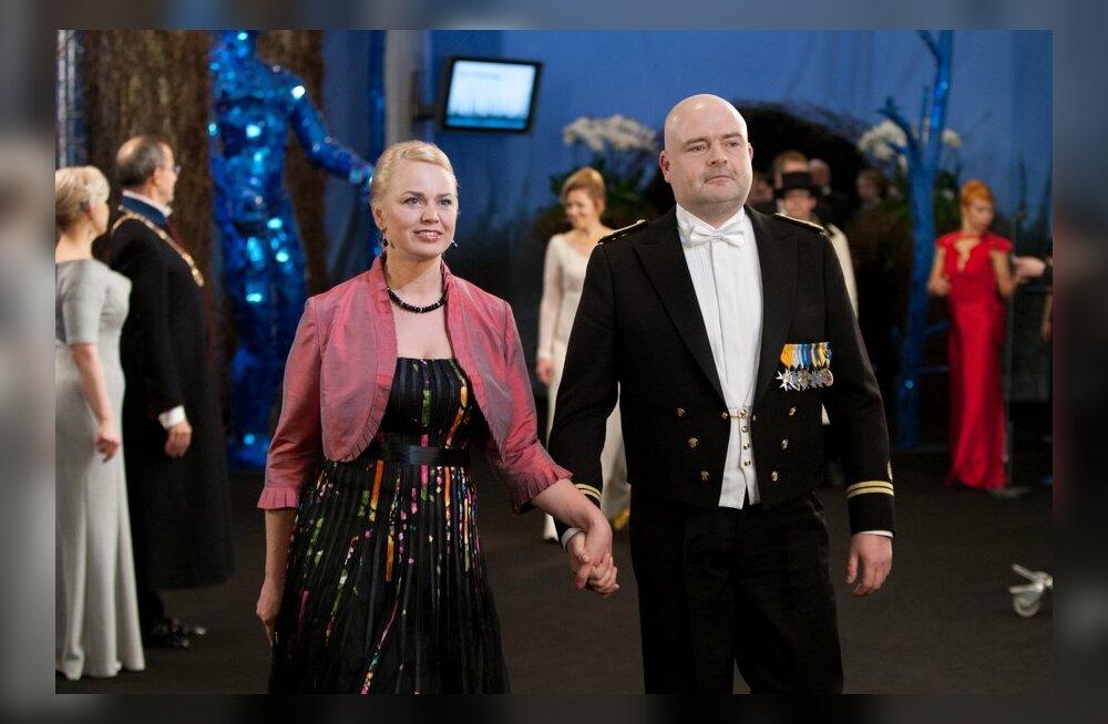 SUUR GALERII: Vaata presidendipaari kauneid ja säravaid külalisi