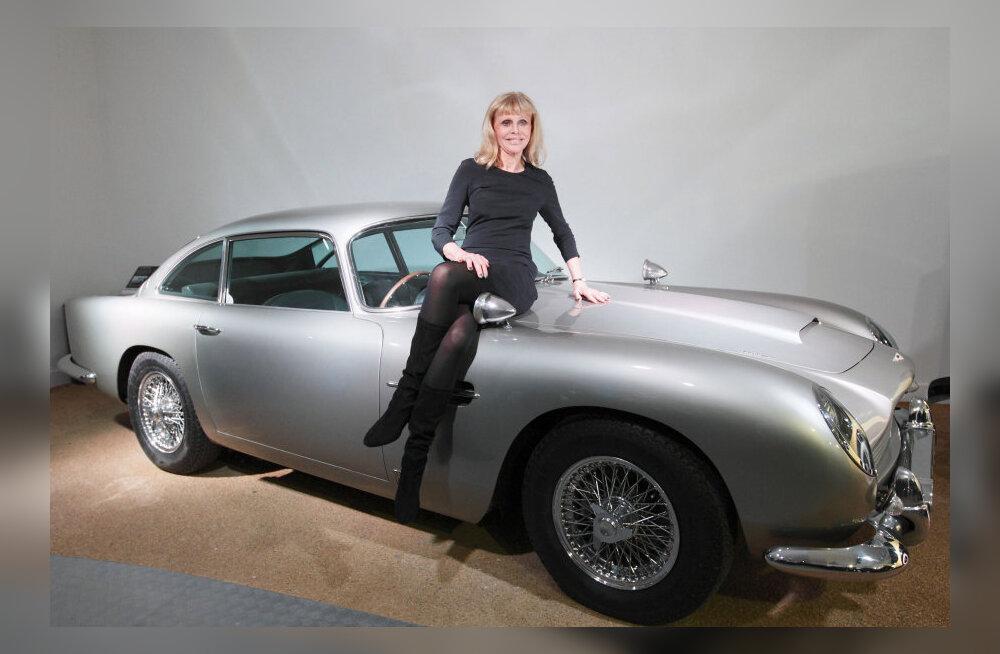 Maailma suurim James Bondi autokollektsioon 24 miljoni euroga müügis