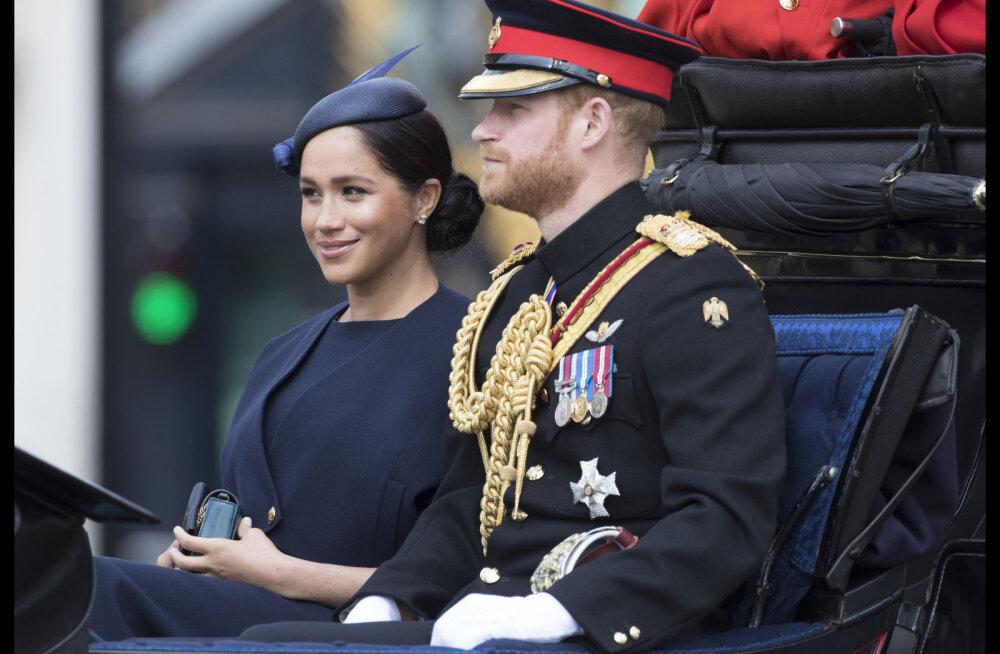 Kui juba, siis kõik! Meghan Markle ja prints Harry planeerivad taas perelisa