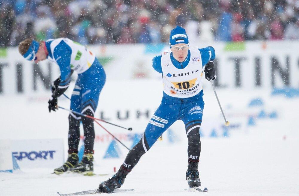 Praeguse seisuga peab Han-Hendrik Piho (10) olümpiat telerist vaatama.