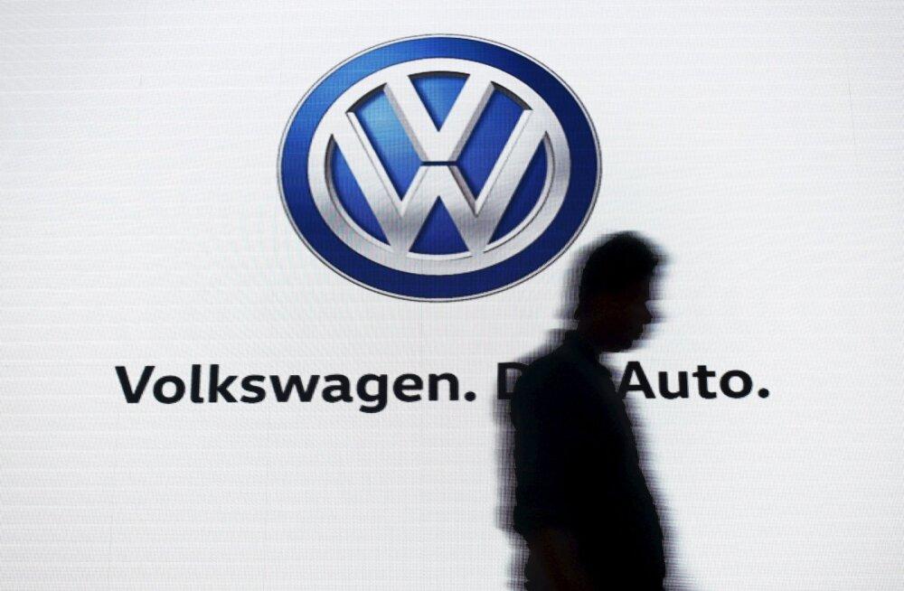 Volkswagen sattus USAs suurde skandaali, aktsia tugevas languses