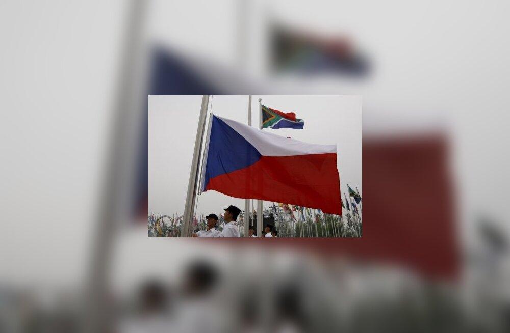 Vene spioonid pööravad tšehhe raketikilbi vastu