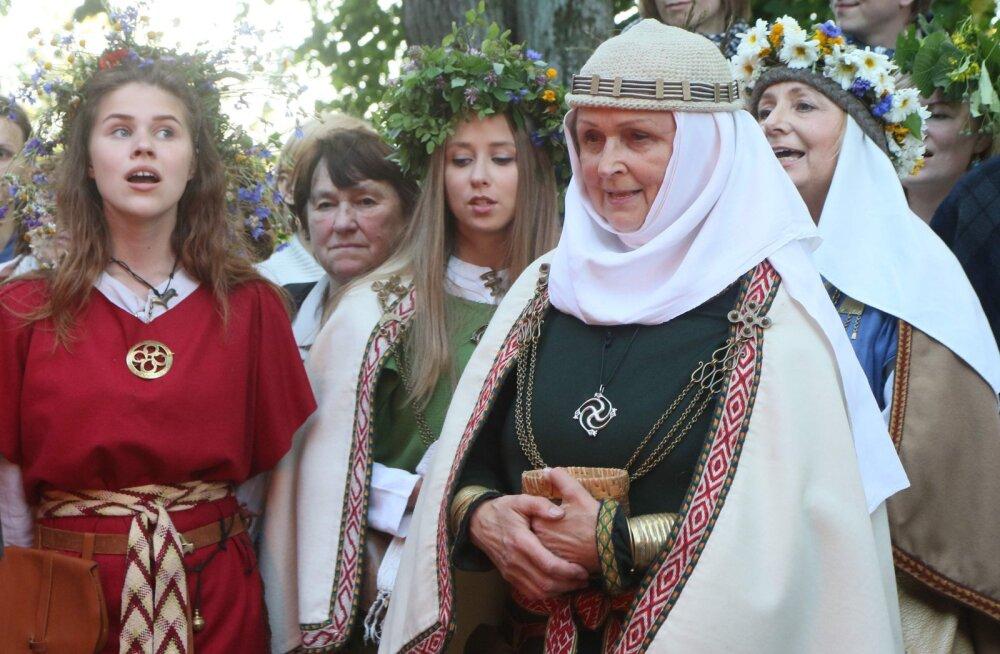 Leedu uuspaganad pöördusid Euroopa Inimõiguste Kohtusse, kuna riik keeldus neid ametlikult tunnustamast