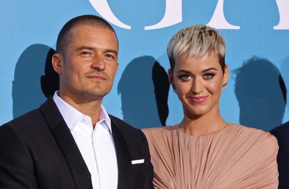 Katy Perry ja Orlando Bloomi viis kokku kiirtoidu müstiline vägi