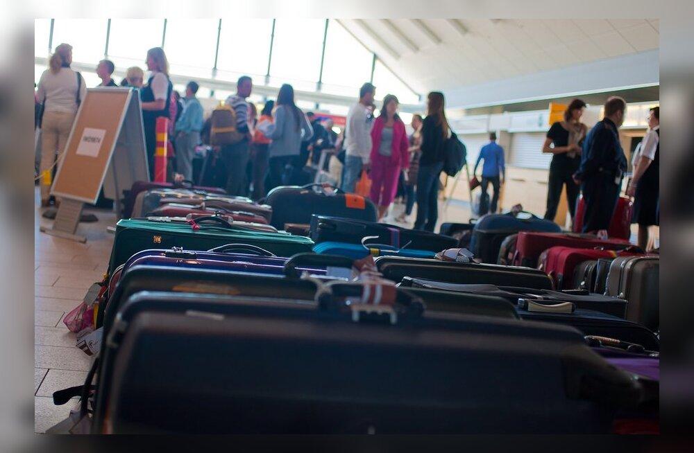Lennukitäis eestlasi, lätlasi ja leedukaid on kümnendat tundi Hurgada lennujaamas lõksus.