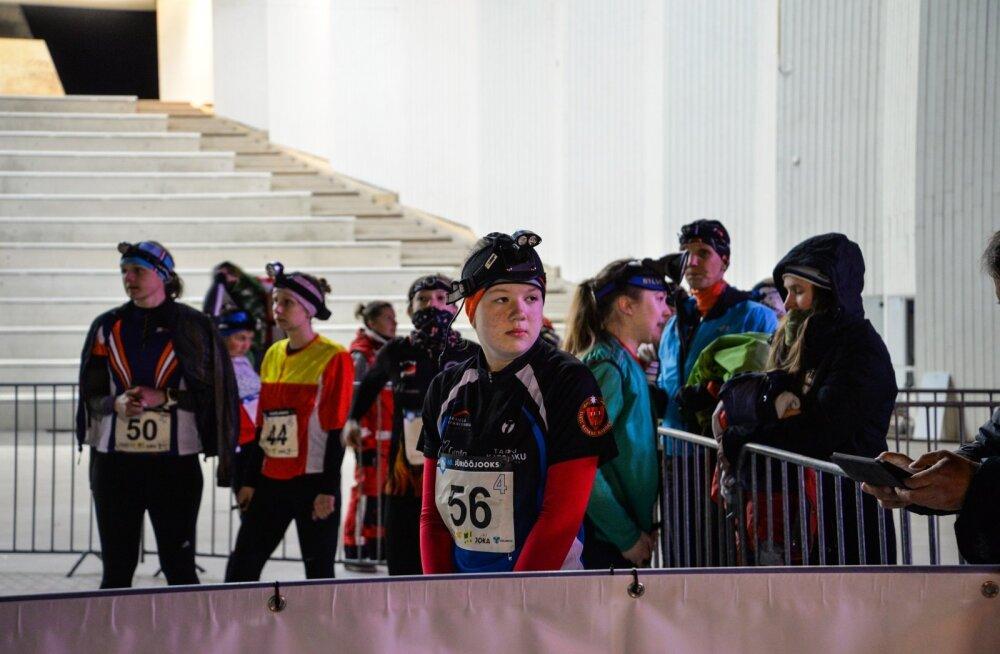 Jüriöö jooks Viljandis