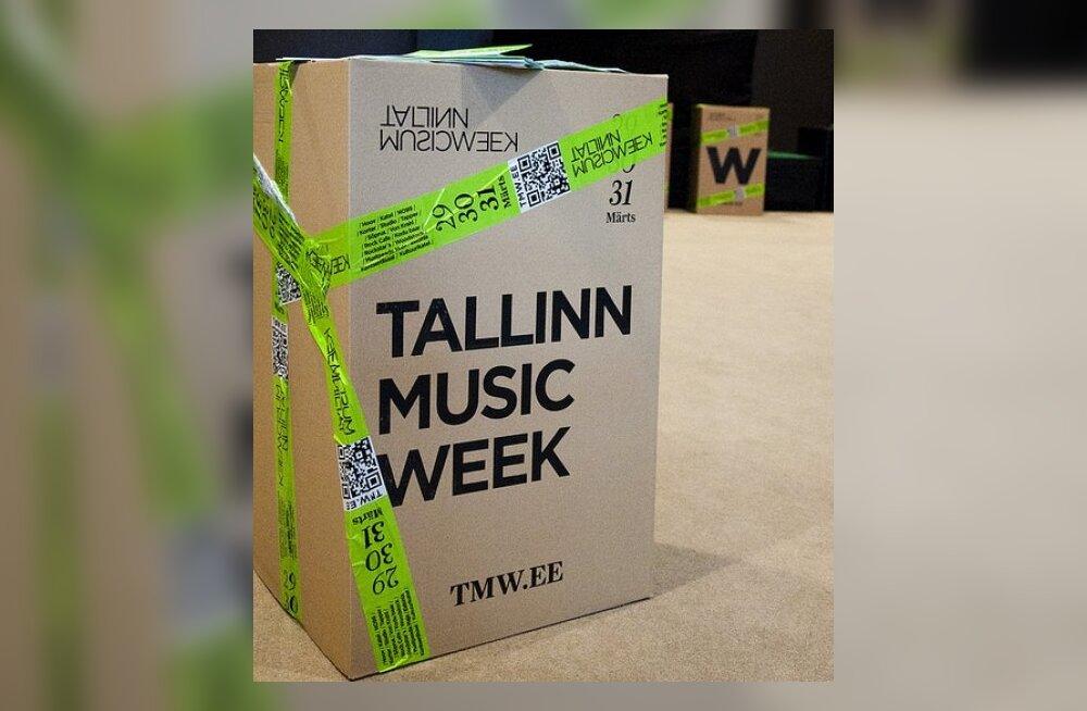 Loe, palju sooviavaldusi laekus Tallinn Music Week festivalil osalemiseks