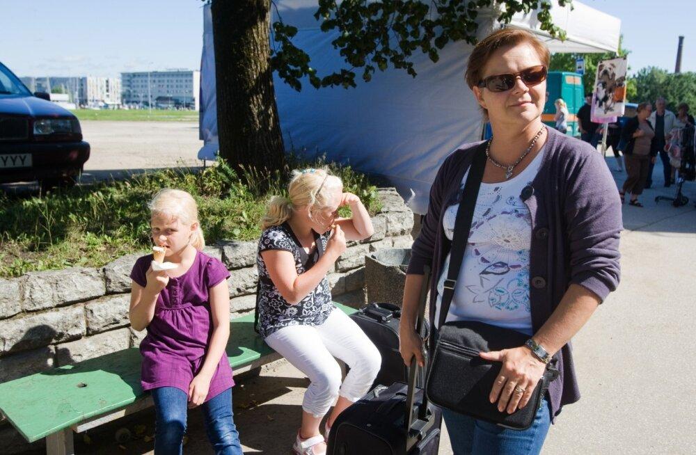 Soome turistid.